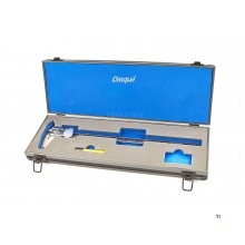 Dasqua ip54 - 300 mm. digital caliper with stainless steel housing