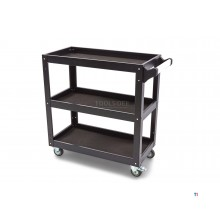 HBM 3 Layer Universal Mobile Tool Trolley