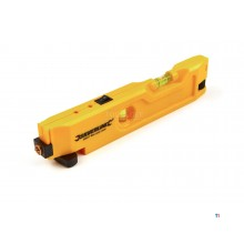 Silverline mini laser spirit level