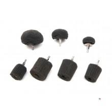 cônes de ponçage hbm gris k600