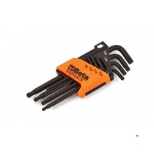 BETA 8 piece right angle key set - 97btx / sc8