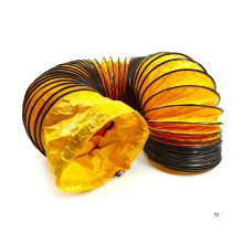 Maestro de la manguera flexible Un amarillo ~ 305 mm x 7,6 m, BL6