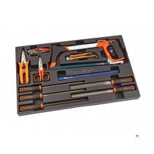 beta t288 - Incrustation d'outils 10 pièces