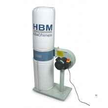 HBM 100 Dust extraction installation