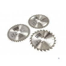 HBM 210 mm. Circular saw blades for wood.
