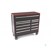 HBM 11 drawers professional tool trolley