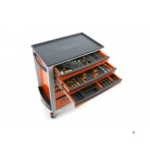 Beta 7 Loading Tool Trolley with Beta 159 pieces Filling for Tool Trolleys - 5924 14 / BNL