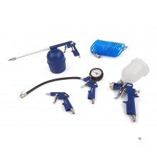 HBM 5-piece air tool set