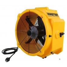 Master Ventilator DFX 20 P Ventilator Luchtverplaatsing m3/h 6800