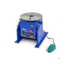 Manipolatore per saldatura professionale HBM 100 kg.