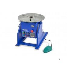 Manipolatore per saldatura professionale HBM 300 kg.