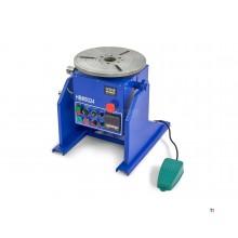 Manipolatore per saldatura professionale HBM 50 kg.