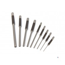 HBM 9-part pin ejector set 1.6 - 8.0 mm