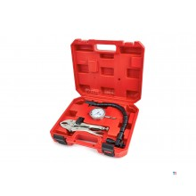 HBM brake disc thickness gauge, runout gauge set