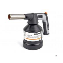 sievert handyjet multifunctional burner 2283, incl. piezo, piercing system