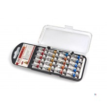 HBM 20-piece professional bit set