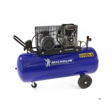 Michelin 270 liter compressor 5.5 hp