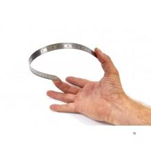 HBM flexibles Edelstahllineal / Messstab