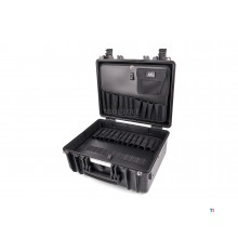 apox gt-line gt 44-19 pts professional waterproof tool case with handle