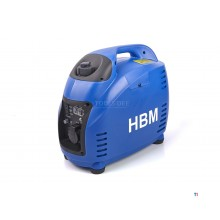 HBM 1500 Watt Generator, Inverter, Generator With Gasoline Engine