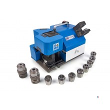HBM 2, 3 and 4 Lips Professional milling cutter 12 - 30 mm