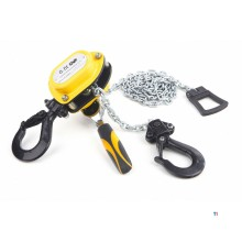 HBM chain hoists with hand ratchet