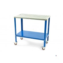 HBM Professional Mobile Welding Table 91 x 46 cm.