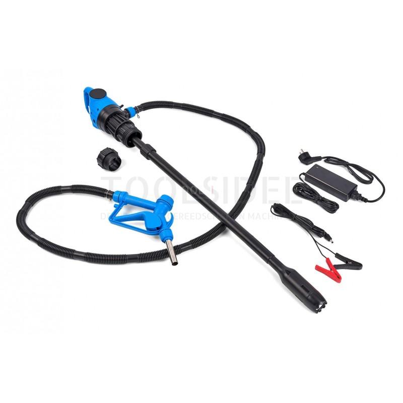 Hbm Elektrische Fasspumpe Fur Adblue Und Wasserbasierte Flussigkeiten Toolsidee De