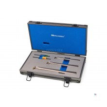harlingen professional 3-part internal turning tool set with hm inserts