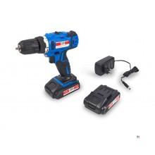 HBM 18 Volt 1.5 AH Li-ion Cordless Drilling Machine With 2 Batteries