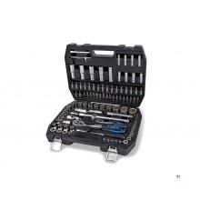 HBM 108 Piece Professional Socket Set INCH Sizes