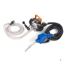 HBM 230 volt electric diesel pump, fuel oil pump 550 watts