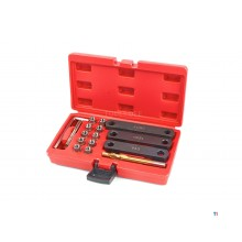HBM caliper, brake piston screw thread repair kit for VAG, Opel and Ford.