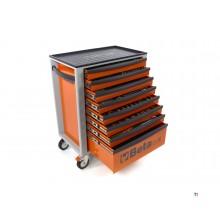 BETA c24s 8 / o Werkzeugwagen mit 384-teiligem Easy Foam Inlay