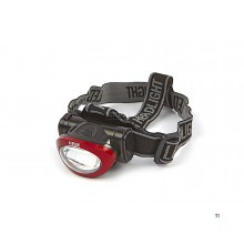 HBM 3 watt 120 lumen power LED head torch adjustable