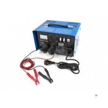 "HBM professional battery charger, start booster 12, 24 volts 92 â € ""250 ah"