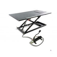 HBM 400 quad, trike motorcycle lift table - black