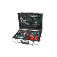 Ensemble d'outils 75 pièces Mannesmann en coffret - 29071