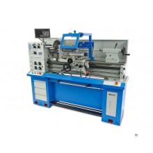 Tour à métaux industriel HBM 360 x 1000 DRO avec grand alésage