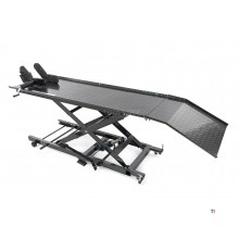 HBM 200 motor lift table - black