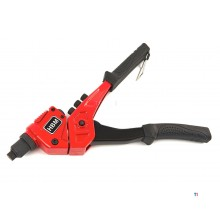HBM 290 mm Professional Rivet Nippers With Swivel Head