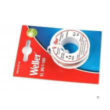 weller el 99 / 1-100 solder lead-free - 1mm - 100g - t0054025199