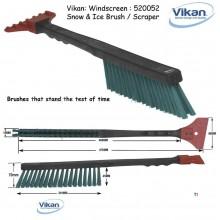 Vikan sneeuwborstel - 520052
