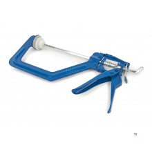 HBM 150 mm single-handed quick clamp, glue clamp