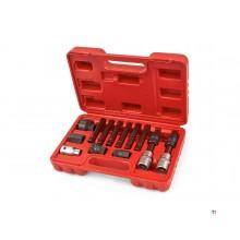 Jeu d'outils de montage HBM Dynamo, kit de réparation 13 pièces