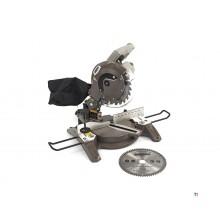 Scie à coupe et à onglet Mannesmann 1200 Watt