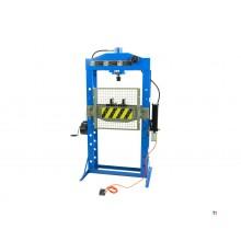 Presă profesională pentru geamuri HBM de 50 tone, presă pentru atelier cu suport de siguranță