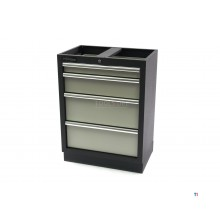 HBM 4 drawers professional tool cabinet for workshop equipment