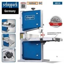 Scie à ruban en bois Scheppach 5901501905 HBS30 8