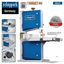 Scheppach 5901501905 Sierra de cinta para madera HBS30 8